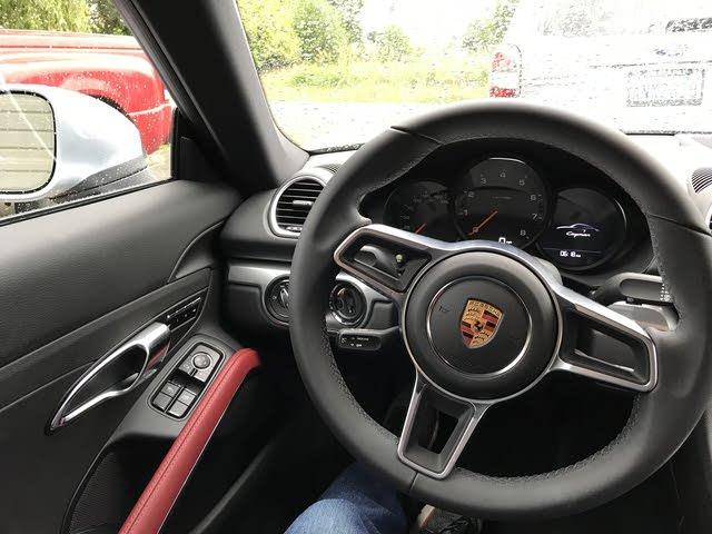 Picture of 2018 Porsche 718 Cayman RWD, interior, gallery_worthy