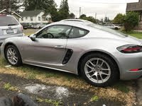 2018 Porsche 718 Cayman Overview