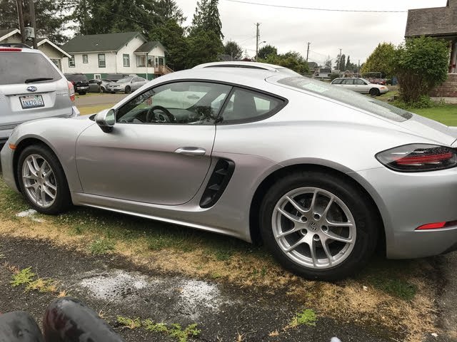 Picture of 2018 Porsche 718 Cayman RWD