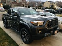 Picture of 2019 Toyota Tacoma TRD Sport Double Cab RWD, exterior, gallery_worthy