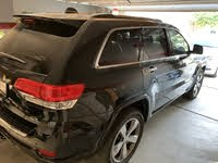 Picture of 2016 Jeep Grand Cherokee Overland, exterior, gallery_worthy