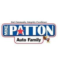 Mike Patton Auto Family logo