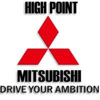 High Point Mitsubishi logo