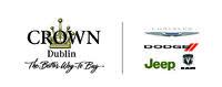 Crown Chrysler Dodge Jeep Ram Kia logo