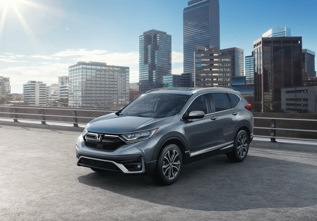 2020 Honda CR-V, exterior, manufacturer, gallery_worthy