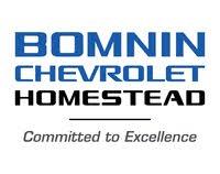 Bomnin Chevrolet Homestead logo