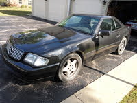 Picture of 1993 Mercedes-Benz SL-Class 600SL, exterior, gallery_worthy