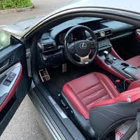 Picture of 2016 Lexus RC 300 F Sport AWD, interior, gallery_worthy