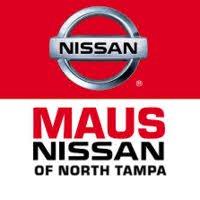 Maus Nissan of North Tampa logo