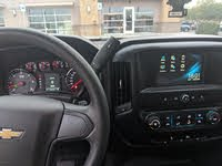 Picture of 2017 Chevrolet Silverado 1500 Custom Double Cab RWD, interior, gallery_worthy