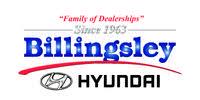 Billingsley Hyundai logo