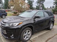 Picture of 2018 Toyota Highlander Hybrid Limited, exterior, gallery_worthy