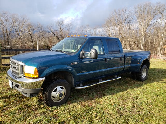 Picture of 2001 Ford F-350 Super Duty Lariat Crew Cab LB DRW 4WD