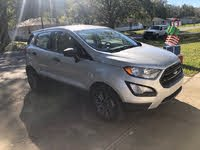 Picture of 2019 Ford EcoSport S FWD, exterior, gallery_worthy