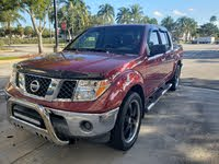 Picture of 2006 Nissan Frontier LE 4dr Crew Cab 4WD SB, exterior, gallery_worthy
