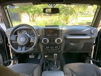 Picture of 2018 Jeep Wrangler Unlimited JK Sahara 4WD, interior, gallery_worthy