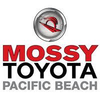Mossy Toyota logo