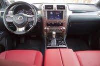 Dash area of the 2020 Lexus GX., gallery_worthy