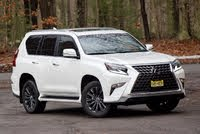 Front 3/4 profile of the 2020 Lexus GX., exterior, gallery_worthy