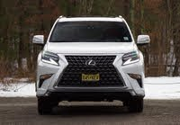 Front profile of the 2020 Lexus GX., gallery_worthy