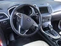 Picture of 2017 Ford Edge SEL AWD, interior, gallery_worthy