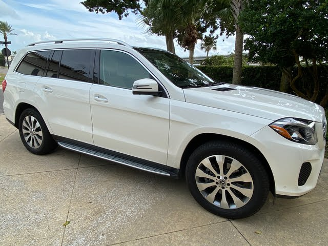 Picture of 2019 Mercedes-Benz GLS-Class GLS 450 4MATIC AWD, exterior, gallery_worthy