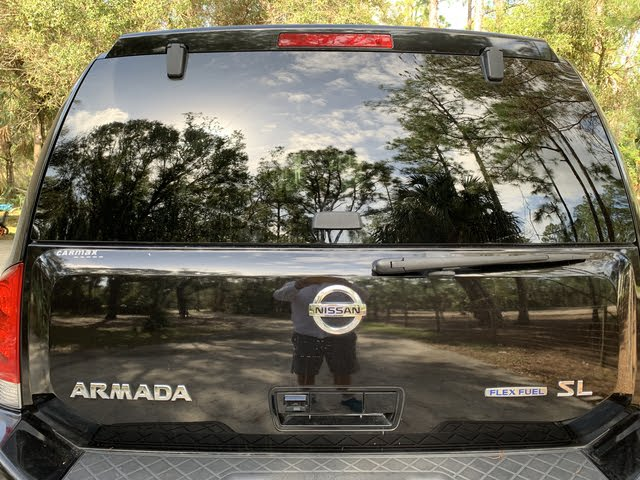 Picture of 2012 Nissan Armada SL, exterior, gallery_worthy