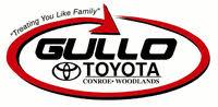 Gullo Toyota of Conroe logo