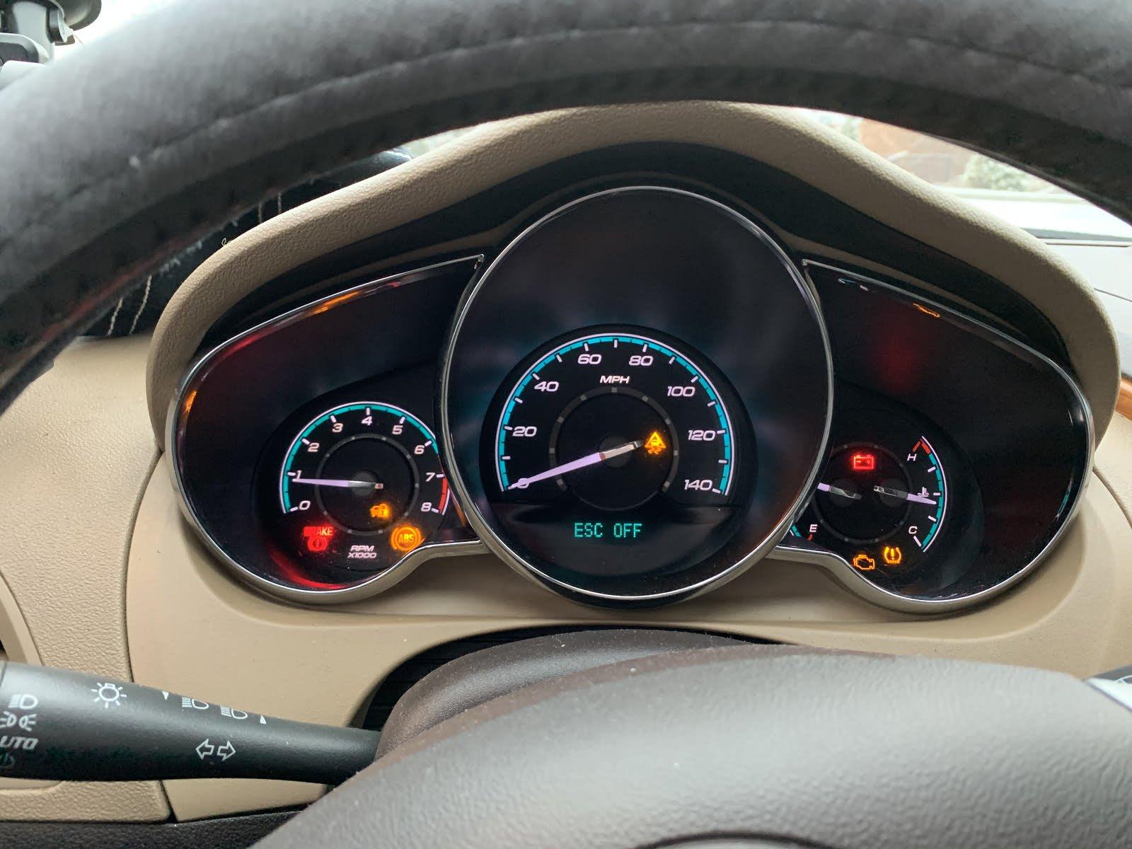 Service Esc Chevy Malibu >> Chevrolet Malibu Questions Esc Service Traction Reduced