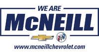 McNeill Chevrolet Buick logo