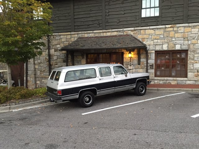 Picture of 1990 Chevrolet Suburban V1500 4WD