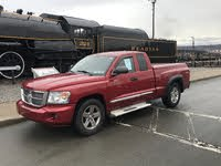 Picture of 2008 Dodge Dakota Laramie Extended Cab 4WD, exterior, gallery_worthy