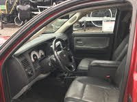 Picture of 2008 Dodge Dakota Laramie Extended Cab 4WD, interior, gallery_worthy