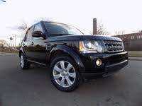 Picture of 2014 Land Rover LR4 HSE, exterior, gallery_worthy