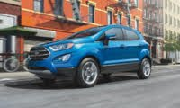 Ford EcoSport Overview