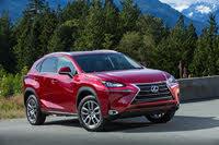 2020 Lexus NX Hybrid, exterior, manufacturer, gallery_worthy