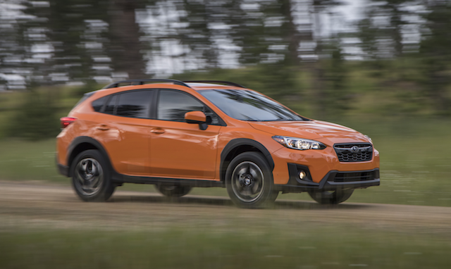 2020 Subaru Crosstrek, exterior, manufacturer, gallery_worthy