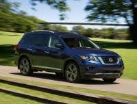 2020 Nissan Pathfinder, exterior, manufacturer, gallery_worthy