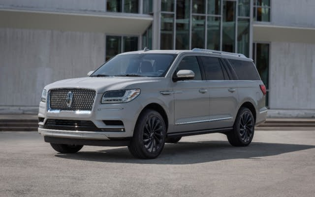 2020 Lincoln Navigator, exterior, manufacturer, gallery_worthy