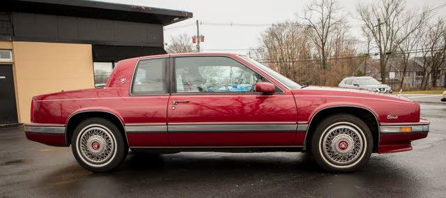 Picture of 1990 Cadillac Eldorado Coupe FWD