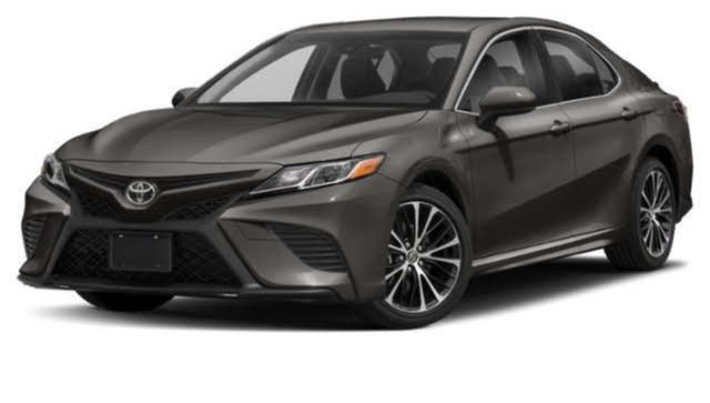 Picture of 2019 Toyota Camry SE FWD, gallery_worthy