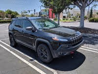 Picture of 2017 Jeep Cherokee Trailhawk 4WD, exterior, gallery_worthy