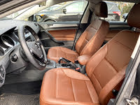 Picture of 2017 Volkswagen Golf Alltrack SE 4Motion AWD, interior, gallery_worthy