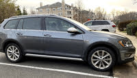 Picture of 2017 Volkswagen Golf Alltrack SE 4Motion AWD, exterior, gallery_worthy