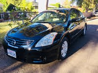 2011 Nissan Altima Hybrid Overview