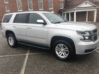 Picture of 2019 Chevrolet Tahoe LT 4WD, exterior, gallery_worthy