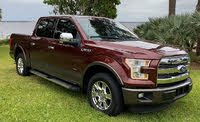Picture of 2016 Ford F-150 Lariat SuperCrew, exterior, gallery_worthy