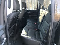 Picture of 2015 GMC Sierra 1500 SLT Double Cab 4WD, interior, gallery_worthy