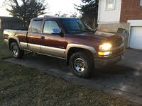 Picture of 2001 Chevrolet Silverado 2500 LS Extended Cab 4WD, exterior, gallery_worthy