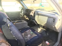 Picture of 2001 Chevrolet Silverado 2500 LS Extended Cab 4WD, interior, gallery_worthy